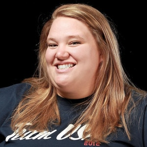 Olympic Interview Gallery, Holley Mangold