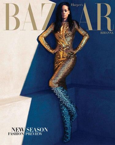 Rihanna, Harper's Bazaar Cover