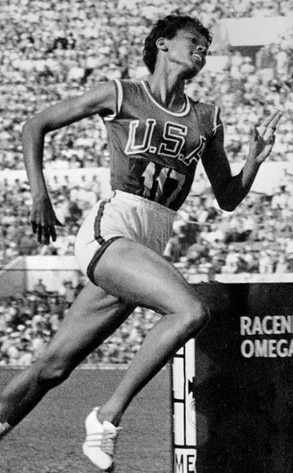 Olympics in Pop Culture, Wilma Rudolph