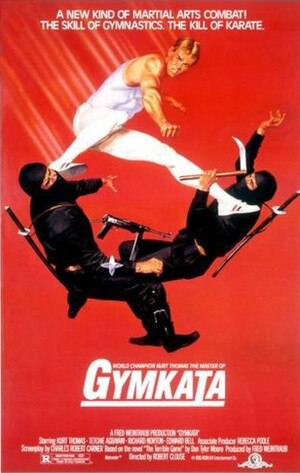 Olympics in Pop Culture, Gymkata poster