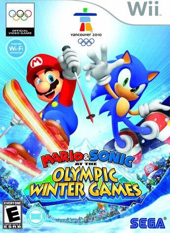 Olympics in Pop Culture, Mario & Sonic