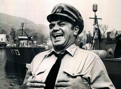 Ernest Borgnine, McHale's Navy