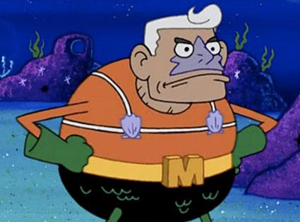 Ernest Borgnine, SpongeBob SquarePants