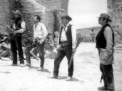 Ernest Borgnine, Wild Bunch
