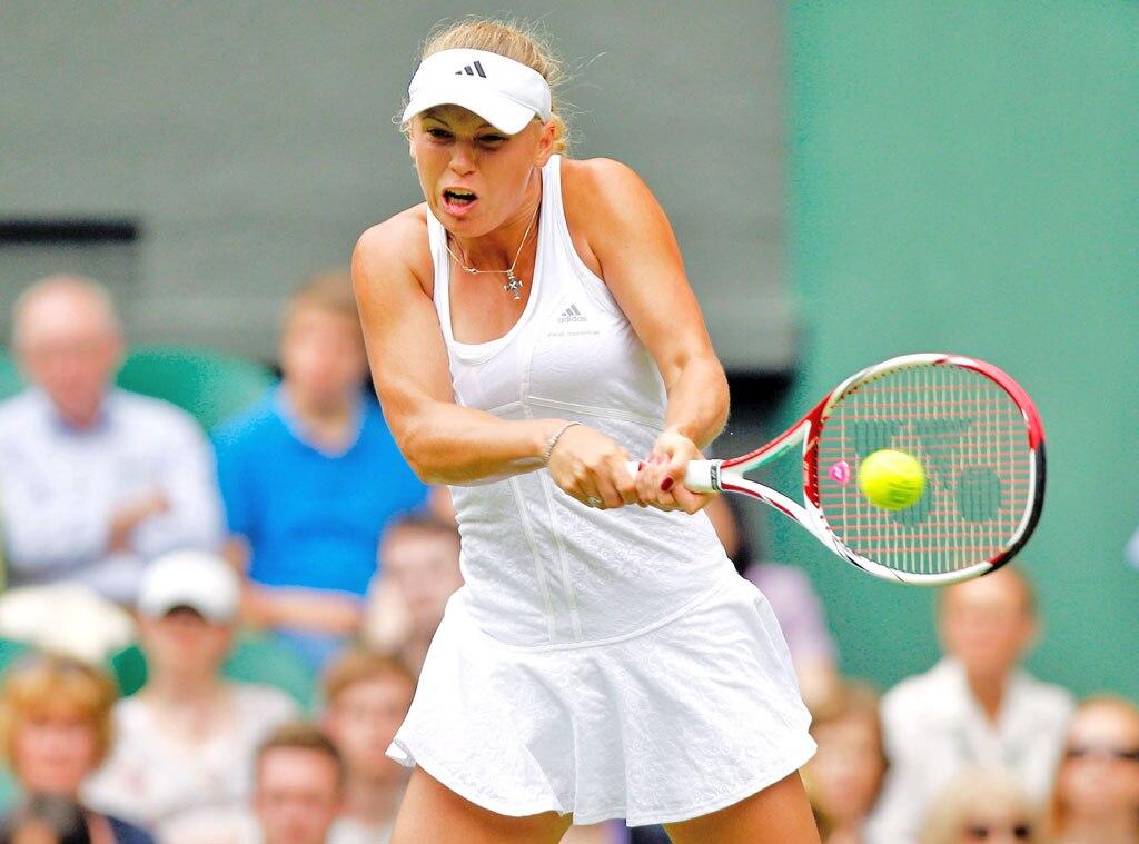 Hottest Olympian Bodies, Caroline Wozniacki