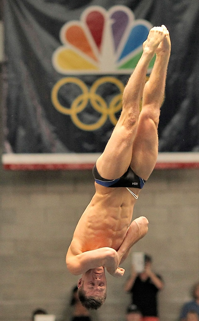Hottest Olympian Bodies, David Boudia