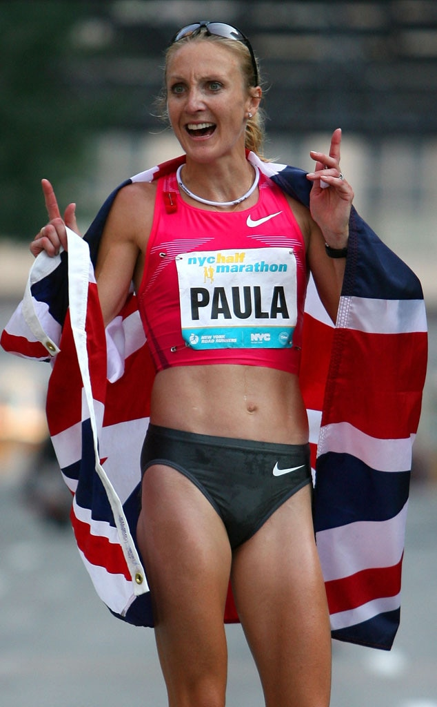 Olympics, Olympians to Watch, Paula Radcliffe