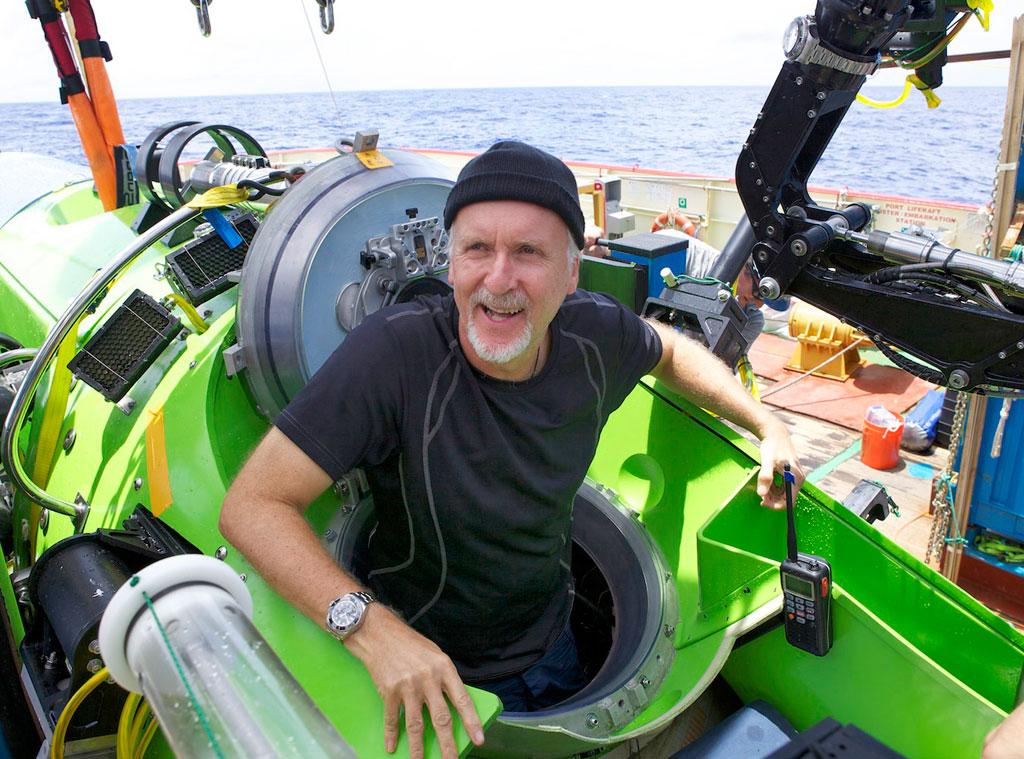 James Cameron, Deepsea Challenge