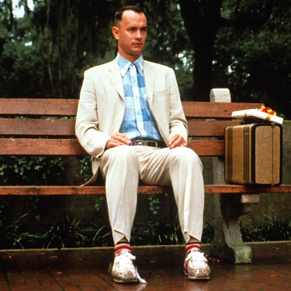 Forrest Gump From Tom Hanks: Movie Star!