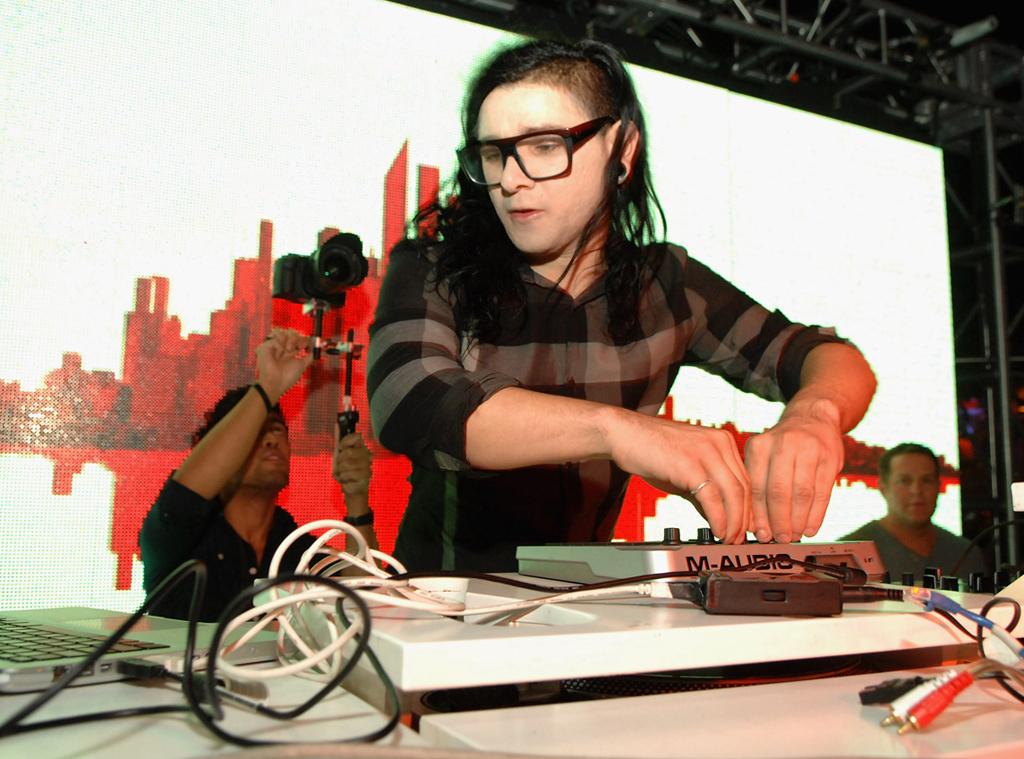 100 Best Things in Pop Culture, Skrillex