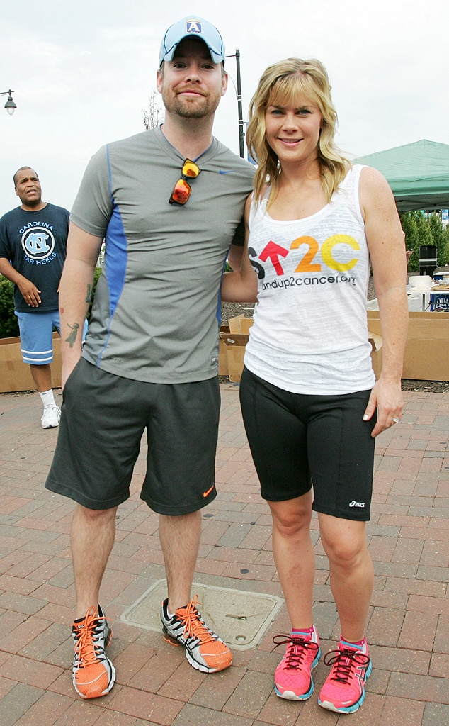David Cook, Alison Sweeney