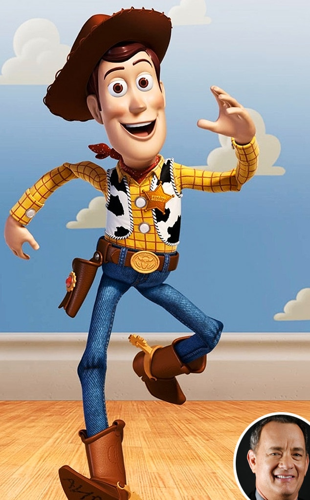 Toy Story, Tom Hanks