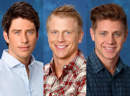 The Bachlorette, Jef, Arie, Sean