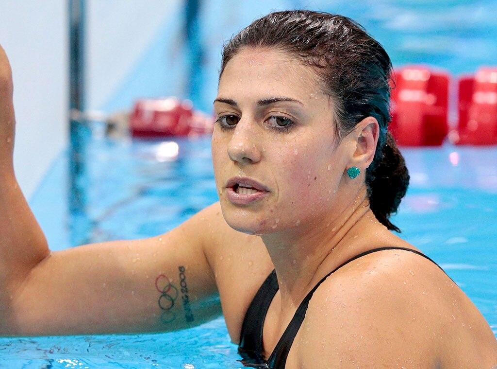 Olympic Rings Tattoos, Stephanie Rice