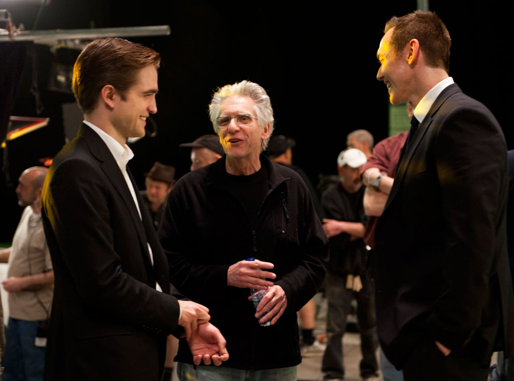 Behind the Scenes, Cosmopolis, Robert Pattinson