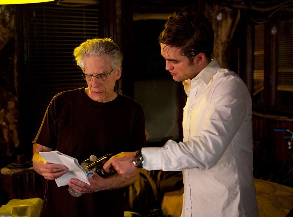 Behind the Scenes, Cosmopolis, Robert Pattinson