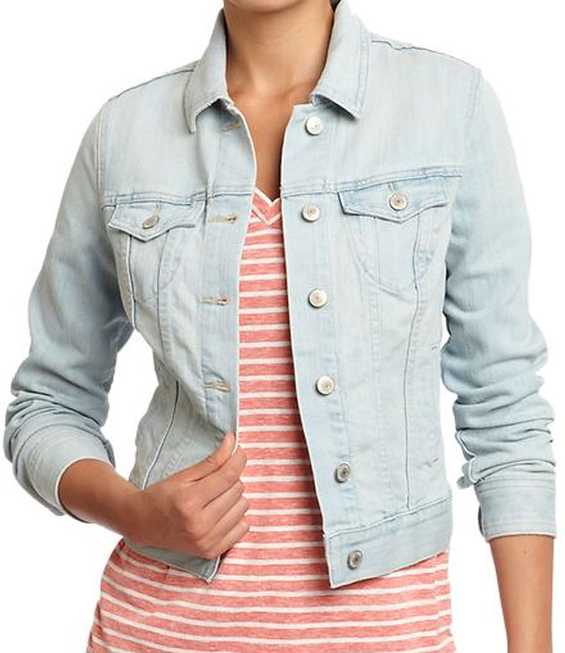 Fall Fashion Guide, Old Navy Cropped jacket