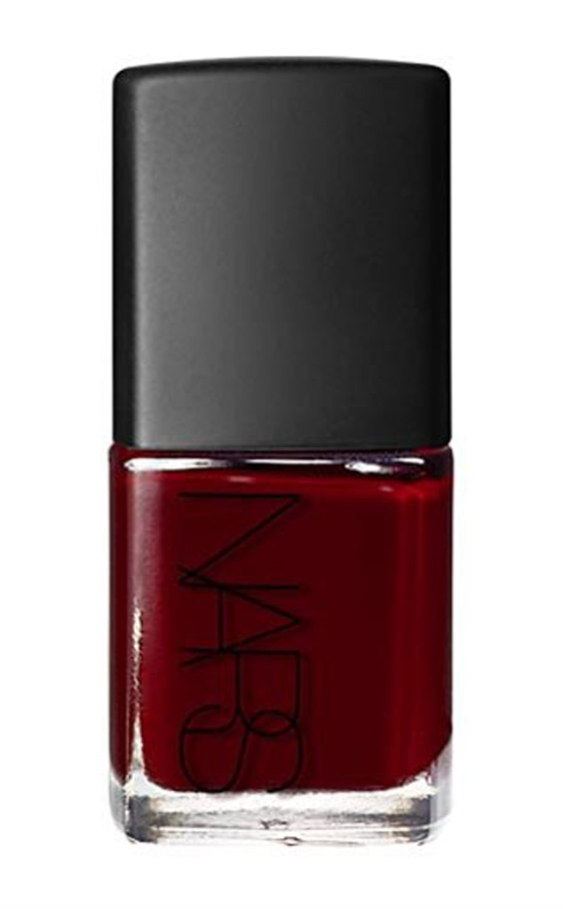 Fall Fashion Guide, Nars Nail Polish