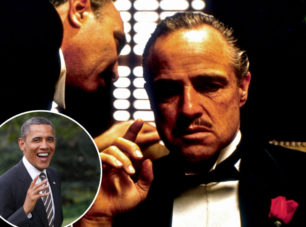 Barack Obama, Godfather