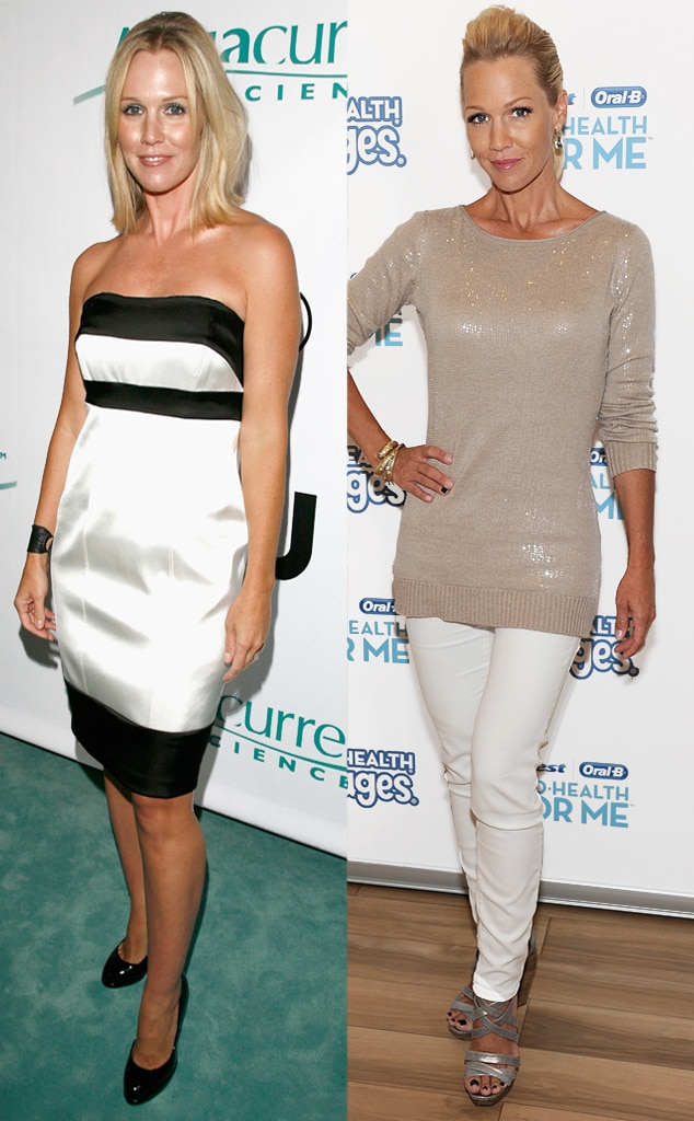Jennie Garth, Before and After Split