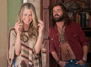 Justin Theroux, Jennifer Aniston, Wanderlust