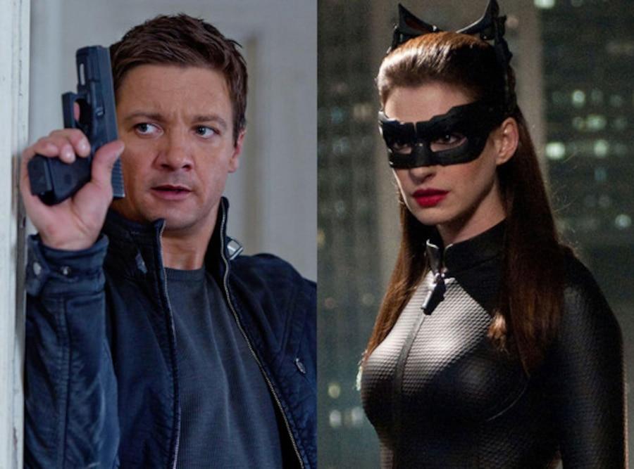 The Bourne Legacy, Dark Knight Rises