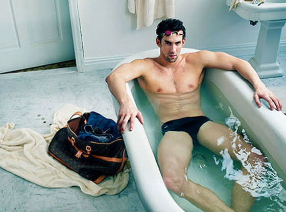 Michael Phelps, Louis Vuitton