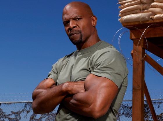 Terry Crews, Stars Earn Stripes