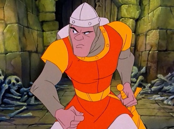 Dragon's Lair Video Game, Xbox