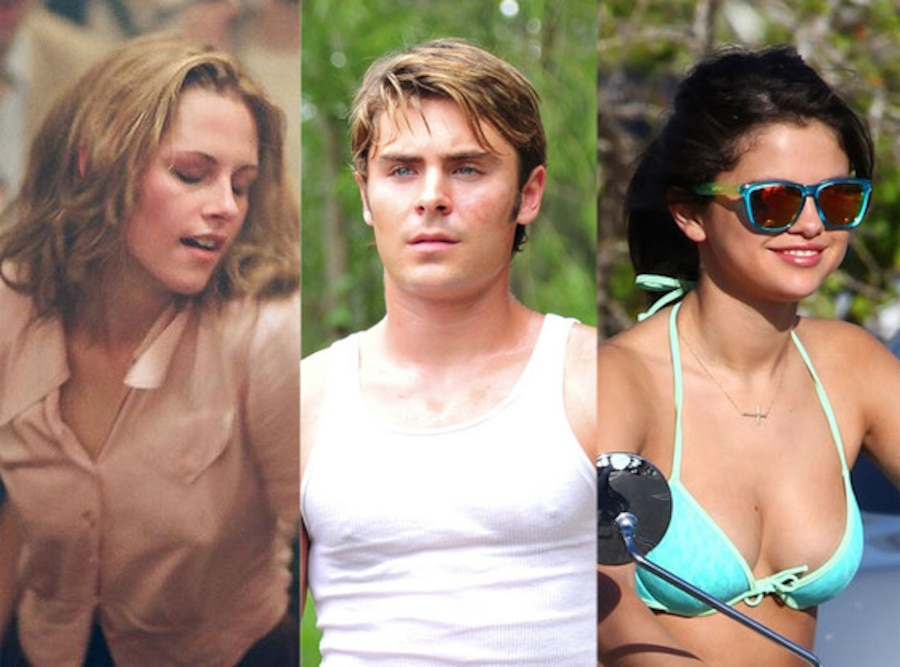 On the Road, The Paperboy, Spring Breakers
