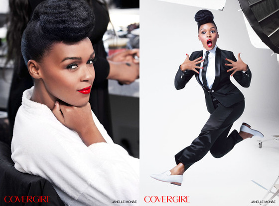 Janelle Monae, Cover Girl