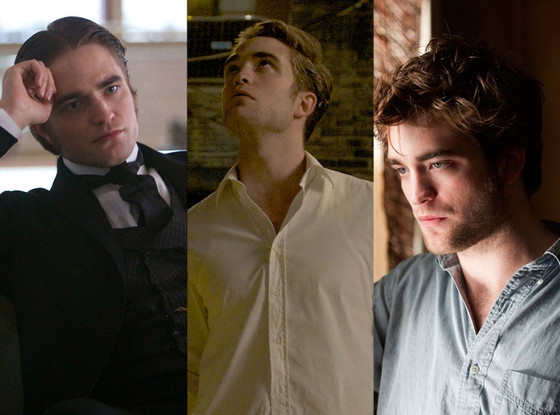Remember Me, Bel Ami, Cosmopolis, Robert Pattinson