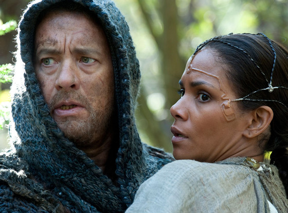 Tom Hanks, Halle Berry, Cloud Atlas