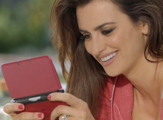 Penelope Cruz, Super Mario Brothers