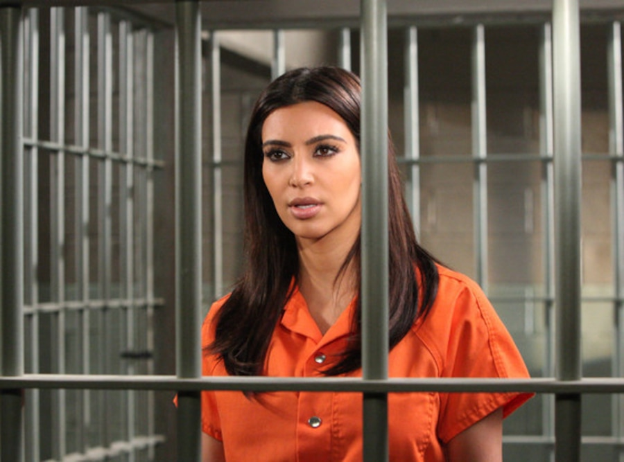 Kim Kardashian, Drop Dead Diva