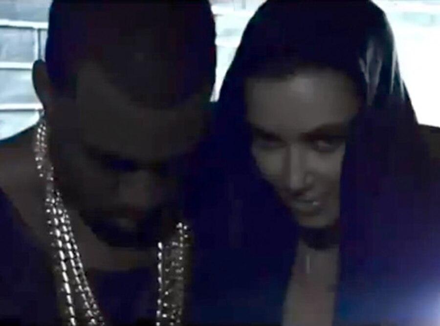 Kanye West, Kim Kardashian, I Wish You Would/Cold Video