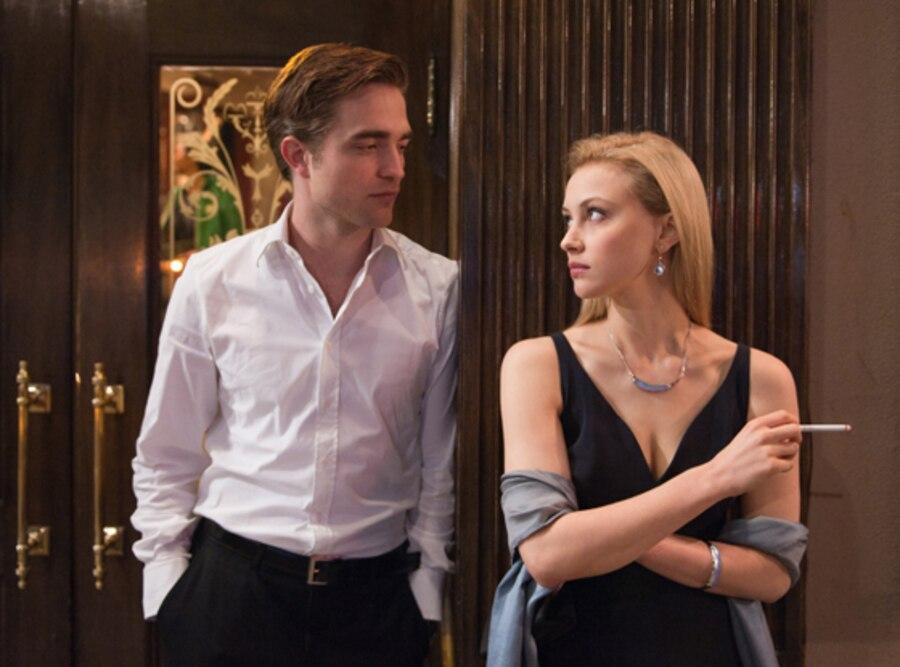Cosmopolis, Rob Pattinson, Sarah Gadon