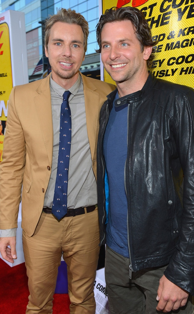 Dax Shepard, Bradley Cooper