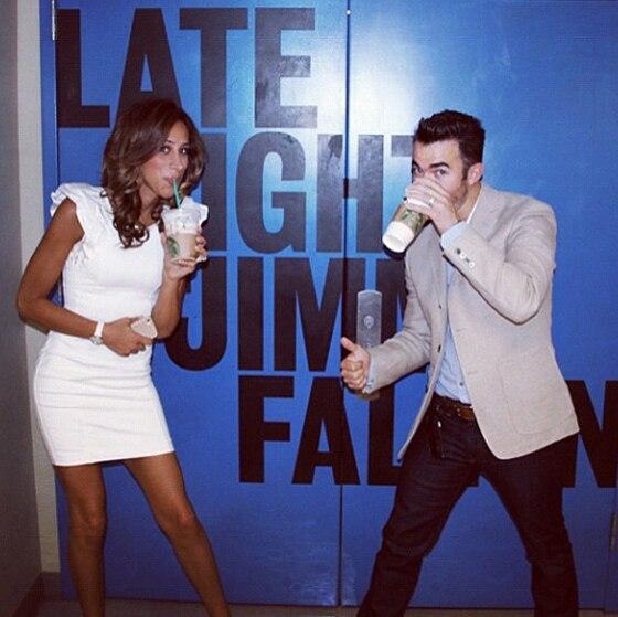 Kevin and Dani Jonas Take New York! on Jonas | E! News