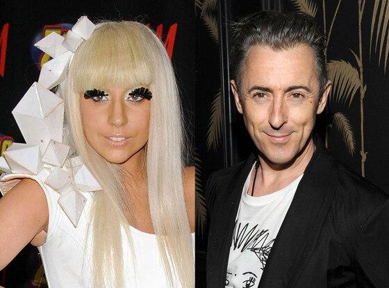 Alan Cumming, Lady Gaga