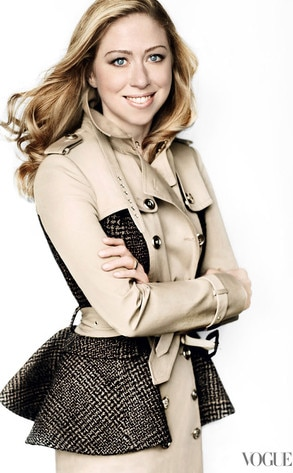 Chelsea Clinton, Vogue