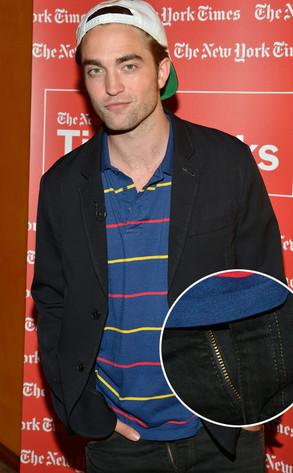 Robert Pattinson, Zipper
