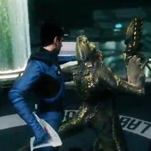 Spock, Star Trek Game Trailer