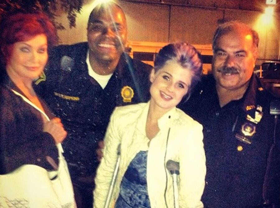 Kelly Osbourne, Twit Pic