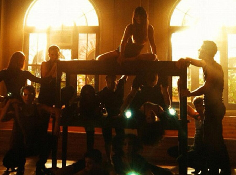 Lea Michele, Twit Pic