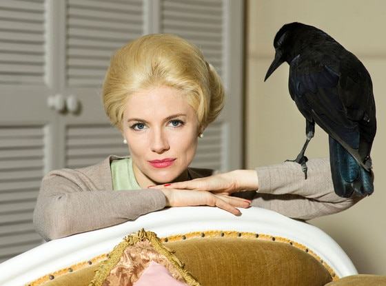 Sienna Miller, The Girl, Tippi Hedren