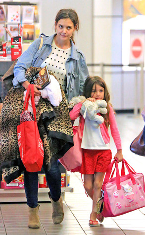 Katie Homes, Suri Cruise