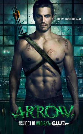 Arrow, Poster