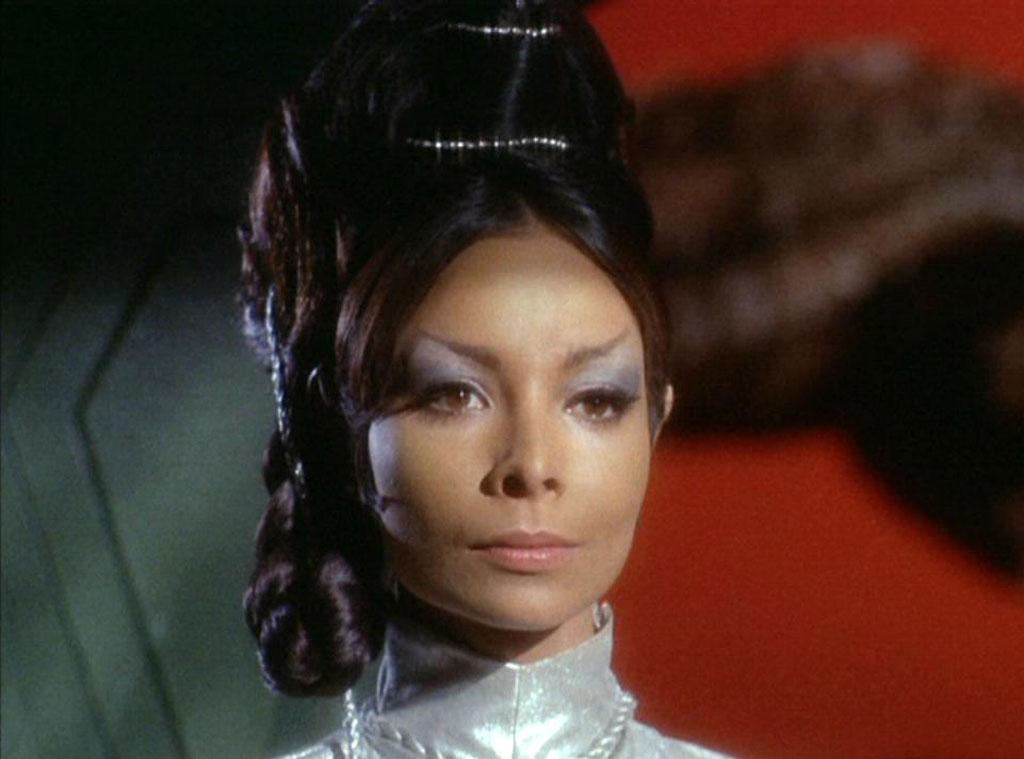 Arlene Martel, TPring, Star Trek