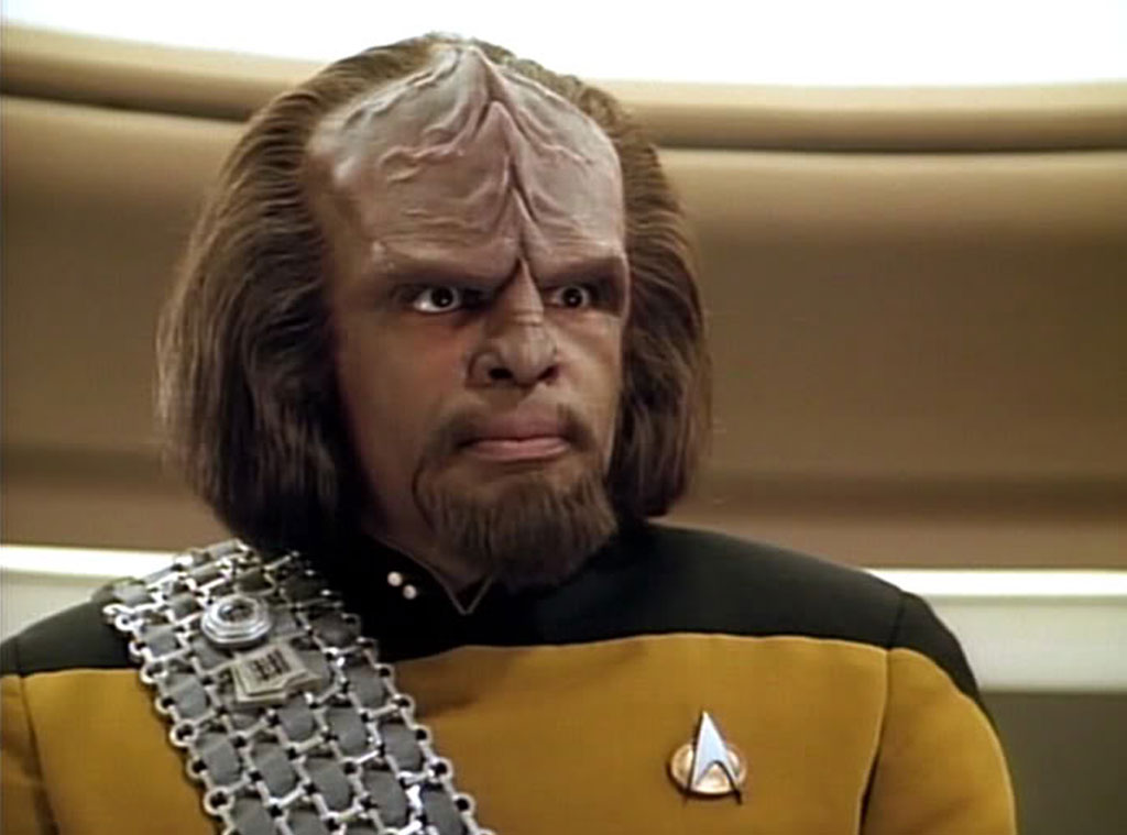 Michael Dorn, Worf, Star Trek